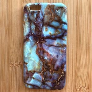 Accessories - NEW Iphone 6/6s/6+/6s+ Marble Stone Granite Case